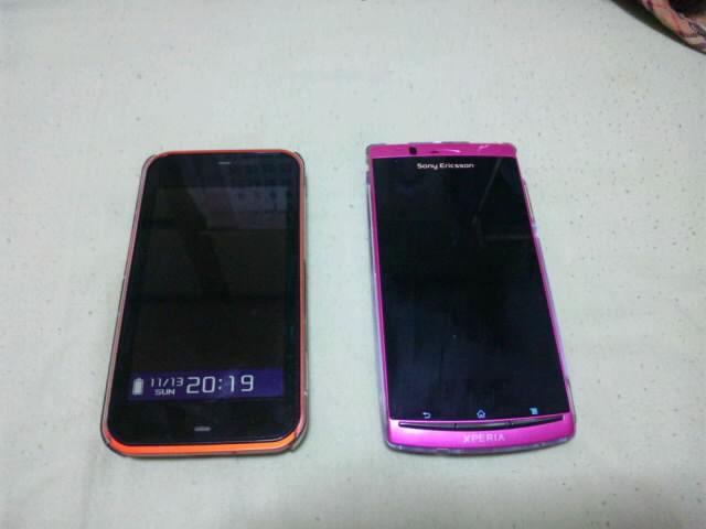 国産スマートフォンに望むこと (1)